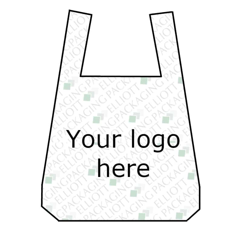 environmentally friendly packaging - vest bags