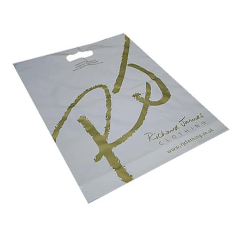 variguage carrier bag packaging