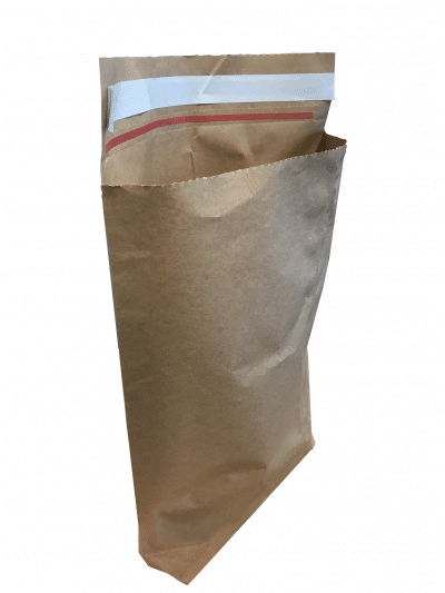 Paper Mailing Bags. Eco friendly paper mailing bag.