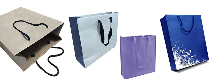 High Street Luxury Gift Bags