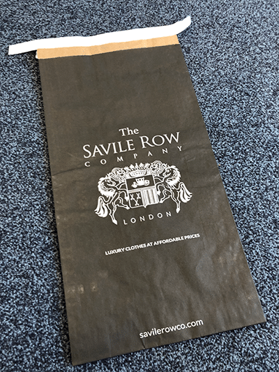 paper mailing bags with printing